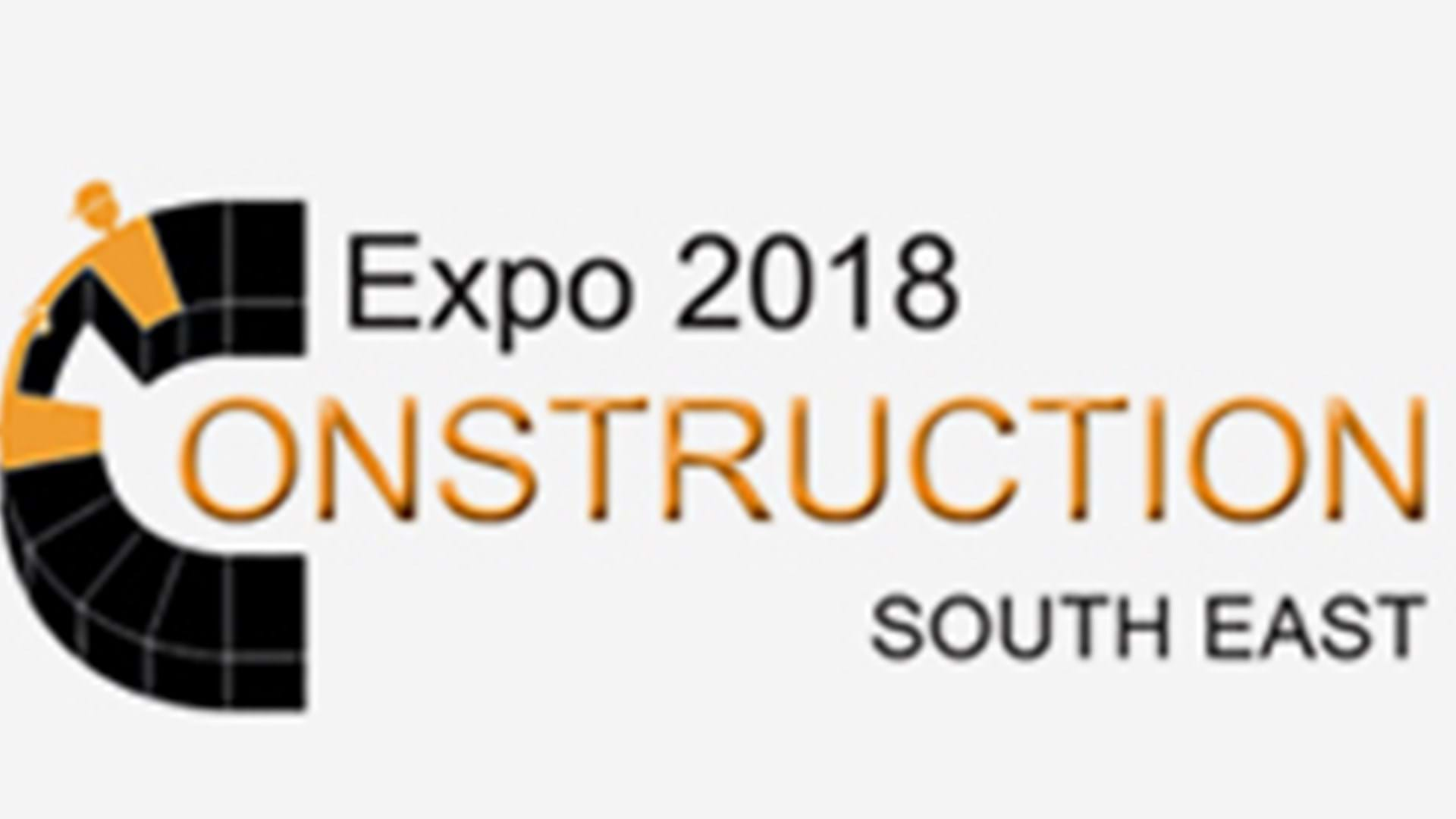 Expo 2018 Construction South East logo.