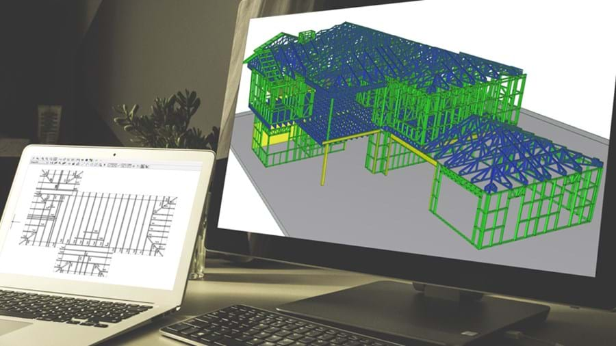 Accurate and accelerated Cold Formed Steel 3D Detailing Software