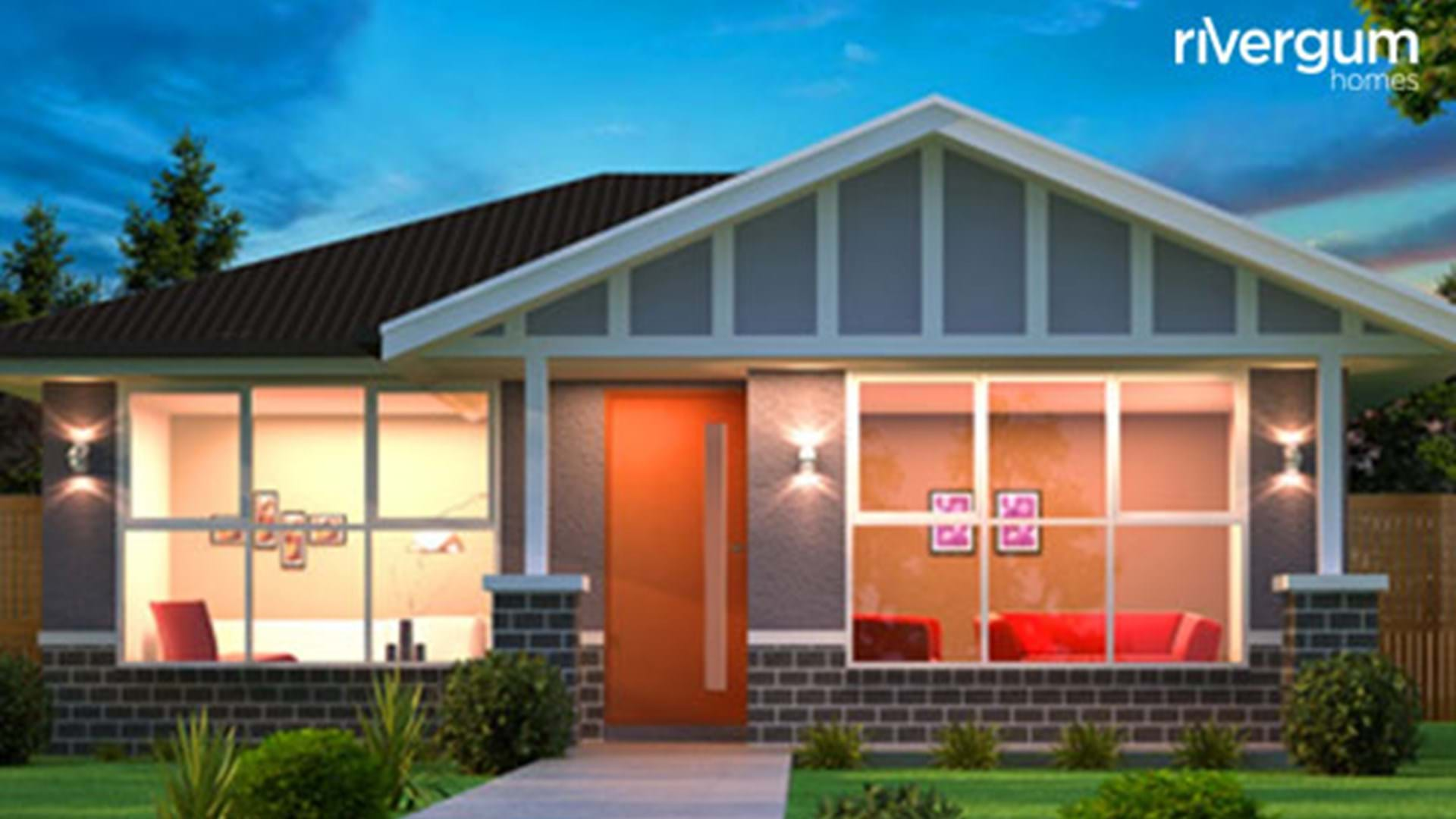 Alfresco Home Design By Rivergum Homes