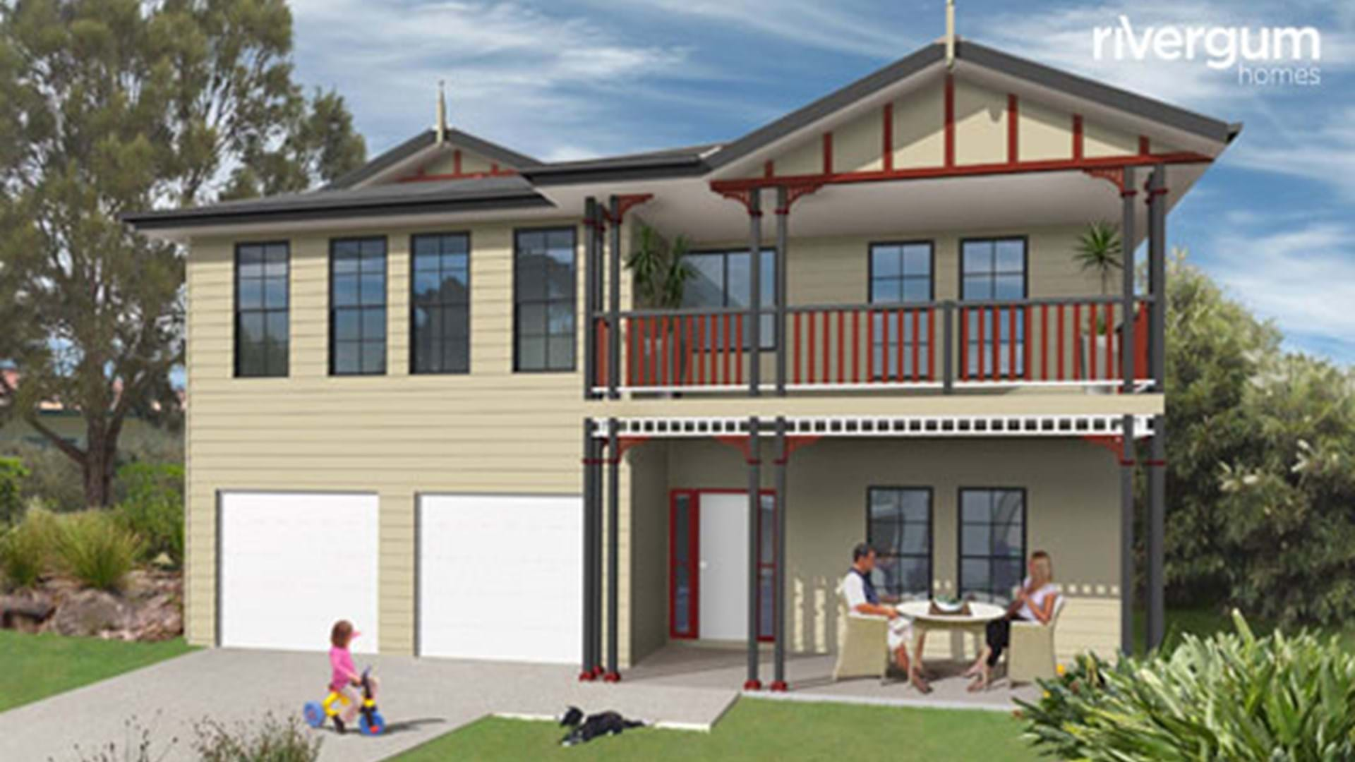 Beachcomber Home Design By Rivergum Homes