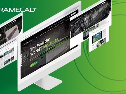 New FRAMECAD website: An educational, hands-on experience